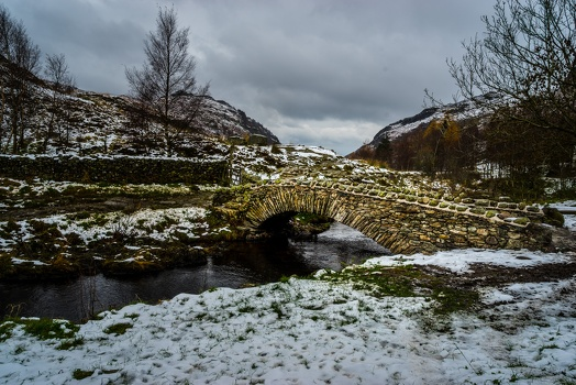 Bridge at Watendlath, November 2016