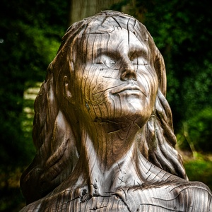 Statuary at Doddington Hall 23, September 2020